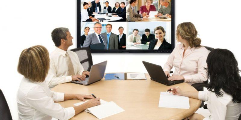 Сервис для проведения онлайн-конференций